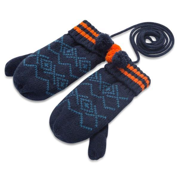 1904be4f5d9255 DORRISO ベビー 手袋 子供用 ミトン型 ベビーグローブ 親指 厚手 冬保温 防寒男の子 女の子
