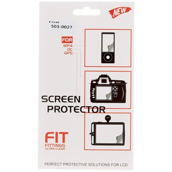 和湘堂 Canon PowerShot G1X Mark II 一眼デジタルカメラ用 液晶保護シール 透明タイプ「503-0027」