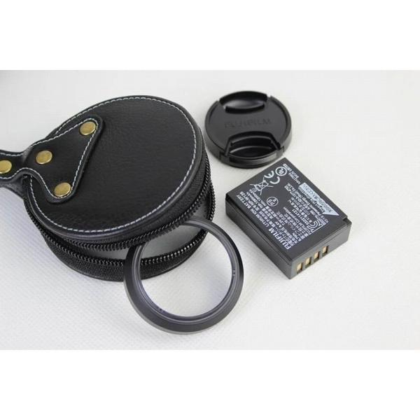 Fujifilm X-Pro2 X-Pro 2 X Pro2 ケース 本革カメラーケース、Koowl手作り表面牛革カメラケース、富士 X-P|huratto|08