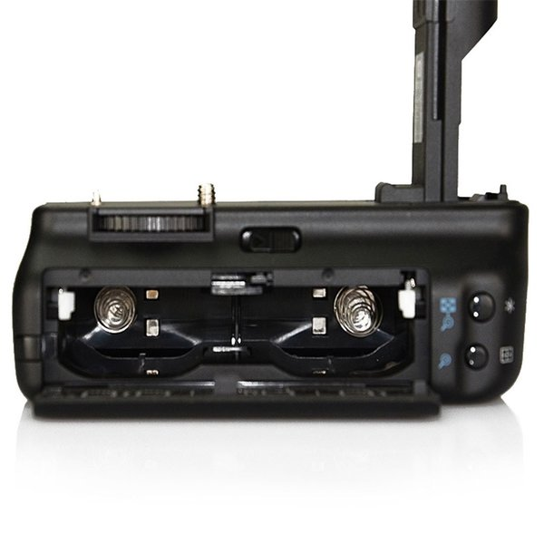 DSTE? プロ 互? BG-E2N 垂直 バッテリーグリップ + 2x BP-511 のために Canon キャノン EOS 20D 30