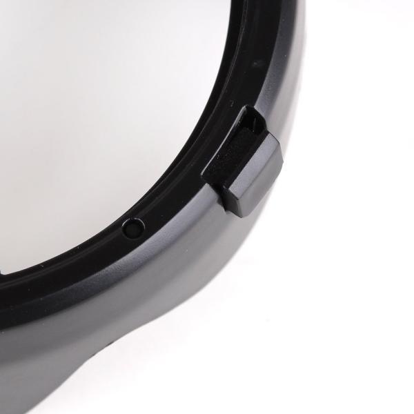 Pixco ES-68 IIバイオ ネット マウント フラワー レンズ フード ・ Canon EF 50mm f/1.8 STM レンズ huratto 07