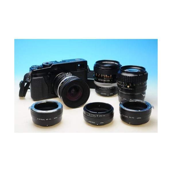 RAYQUAL マウントアダプター OM-FX (レンズ)オリンパスOM-(ボディ)フジFX (日本製)