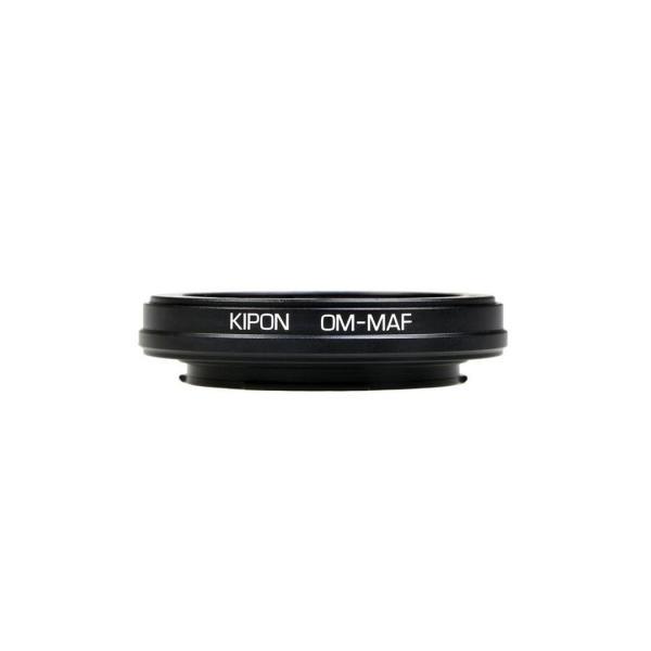 KIPON マウントアダプター OM-MAF (ボディ側:ソニー・ミノルタ A/レンズ側:オリンパスOM) OM-MAF KIPON