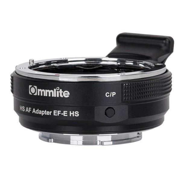 Commlite CM-EF-E HSキャノンEFレンズ - ソニーEマウント高速電子オートフォーカスレンズマウントアダプター、ソニーA7R
