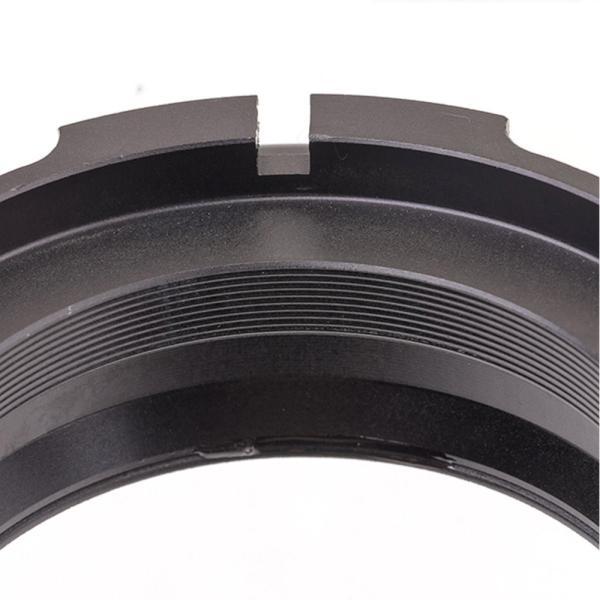 """(バシュポ) Pixco GE-1 電子接点付きマウントアダプターB3 2/3"""" IKEGAMI Canon Fujinon レンズ-キャノ"""