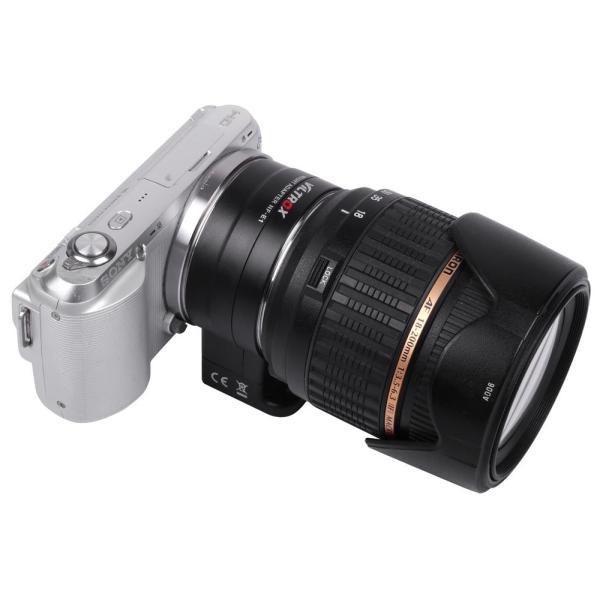 正規代理店Viltrox NF-E1 ニコンF-ソニー Eマウント マウントアダプター AF可能 レンズクロス付 日本語ファームウェアアップ
