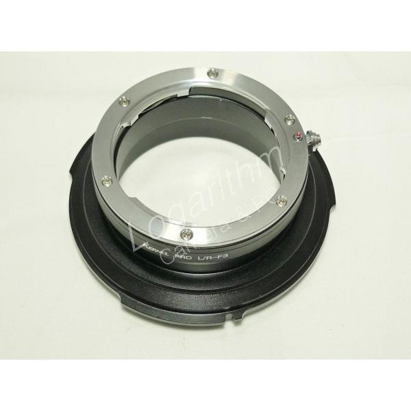 Kernel Nikon Gレンズ-Sony PMW-F3用FZマウントアダプター ネットショップ ロガリズムNG-FZ