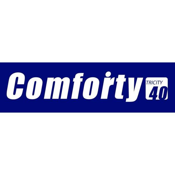 トリシティ専用ルーフキットSLRのワイドバイザー Comforty(コンフォーティ)|hvfactory|10
