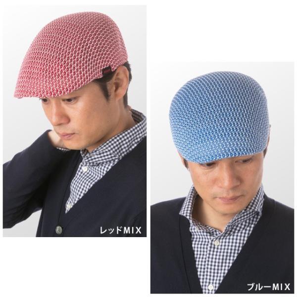 春夏メンズ特集 帽子 ハンチング オールメッシュハンチング  大きいサイズ キャスケット L XL 涼しい 2サイズ   全13色 hun-427|hy-link|06