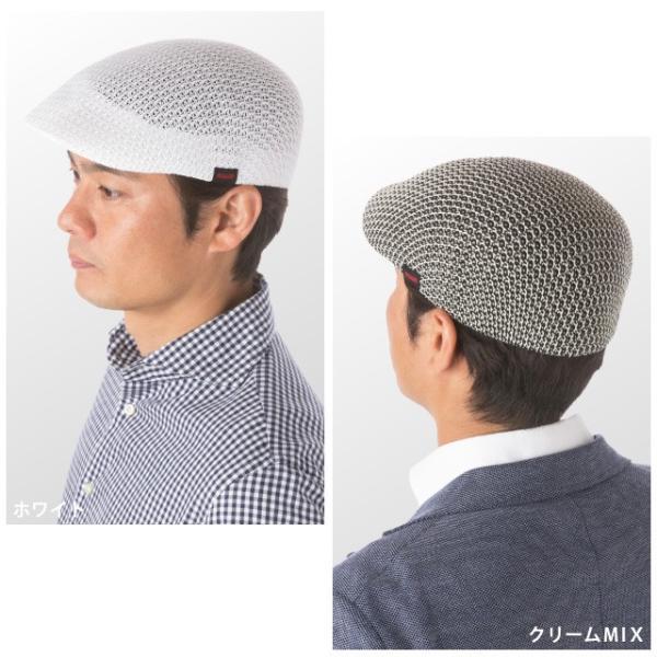 春夏メンズ特集 帽子 ハンチング オールメッシュハンチング  大きいサイズ キャスケット L XL 涼しい 2サイズ   全13色 hun-427|hy-link|07