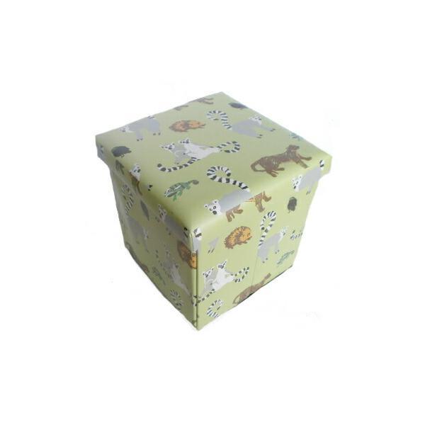 おもちゃ箱 収納箱 子供用いす 椅子 スツール 組み立ていす 収納BOX 整理箱 組み立て式 ベビー おもちゃ 踏み台