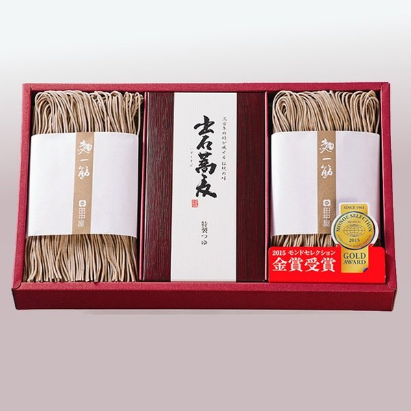 「田中屋食品」出石そば ST-651(半なまそば ざる用)|hyogo-tokusanhin