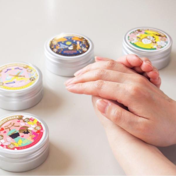 「神戸美人ぬか」米ぬかハンド&スキンクリーム ヘルシーシトラスの香り(千福万来) hyogo-tokusanhin 04