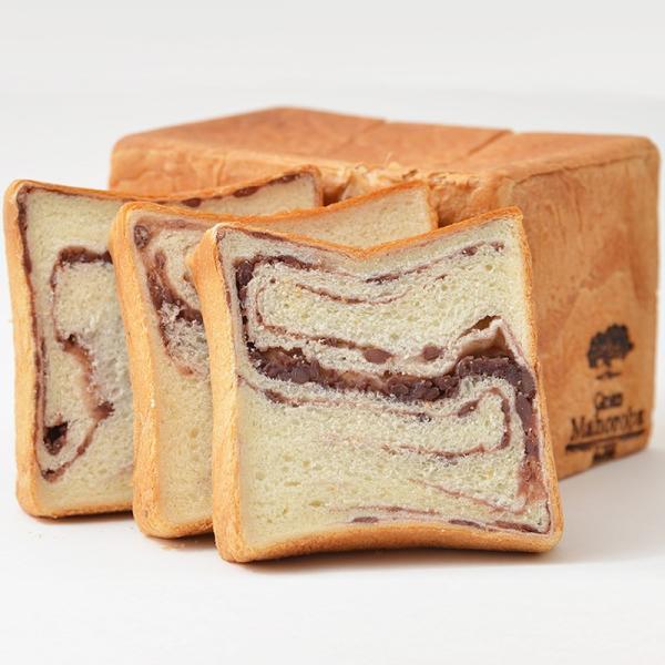 「ブーランジェリー GRAN MAHOROBA」神戸 王様のカシミヤ食パン(小倉あん食)|hyogo-tokusanhin