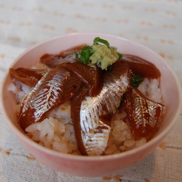「山米鮮魚」さかな屋自家製 とろハタハタ漬け丼(冷凍)|hyogo-tokusanhin|03
