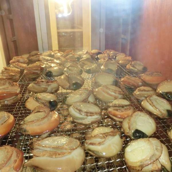 大槌のホタテ燻製(まるごと3個入) 〜地元ほたてを贅沢くん製に。ご自宅用に・贈り物に|hyotanjima-tomaya|06