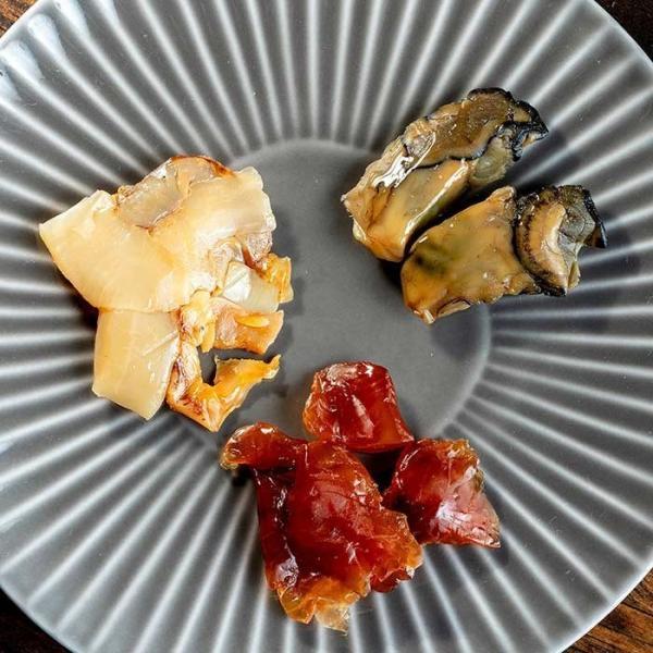 苫屋の燻製アラカルト(3個入) 〜おいしい薫製をちょっとずつ。パーティーのオードブルやおつまみに|hyotanjima-tomaya|03