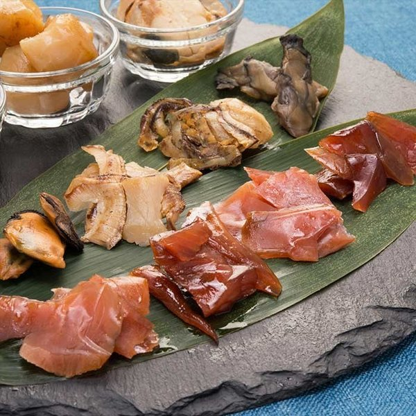 苫屋の燻製アラカルト(3個入) 〜おいしい薫製をちょっとずつ。パーティーのオードブルやおつまみに|hyotanjima-tomaya|04