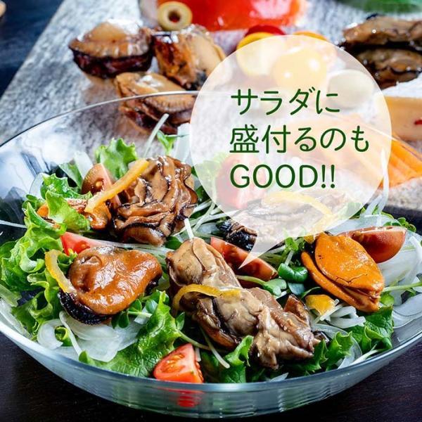 大槌の牡蛎燻製《柚子ドレッシング》ミニ  〜素材も燻製材、燻製器も全部国産。迫力の大カキを絶品スモークに hyotanjima-tomaya 03