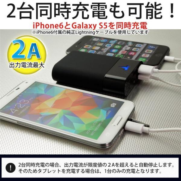 Yoobao 大容量モバイルバッテリー(スマホ充電器) 10200mAh HY-T1 (パナソニック製電池搭載、5つの安全機能付き)|hyplus|03