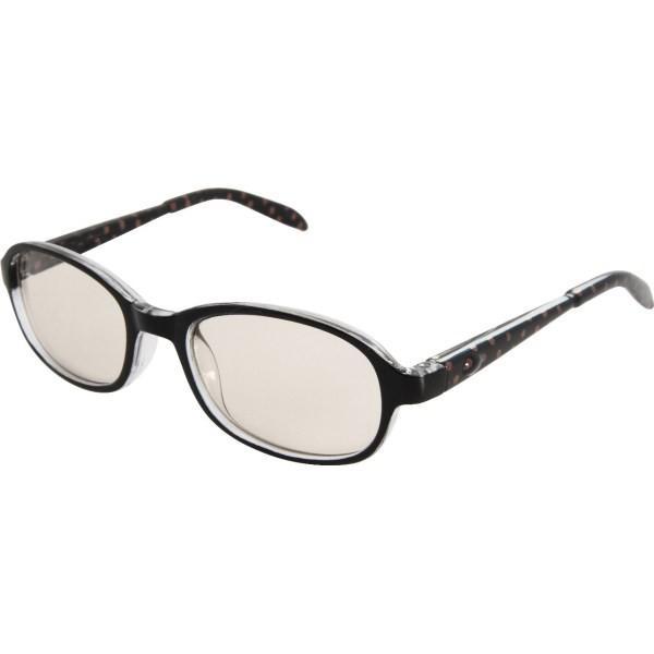 パソコングラス キッズ2 オーバル PI 子供用 PC用眼鏡 ブルーライト軽減 hypnos 02