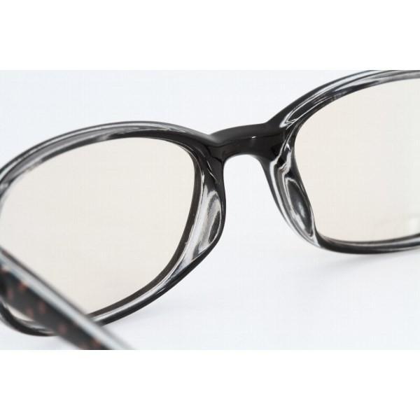 パソコングラス キッズ2 オーバル PI 子供用 PC用眼鏡 ブルーライト軽減 hypnos 05