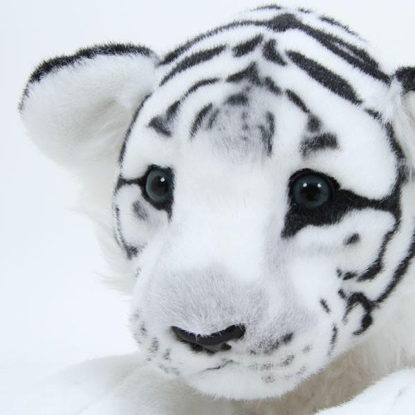 ぬいぐるみ ホワイトタイガー 60cm タイガー とら トラ 虎 寅|hypnos|02