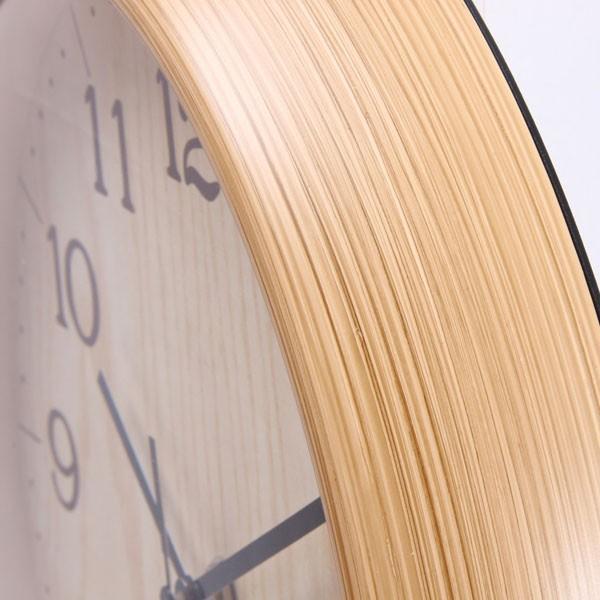 時計 おしゃれ デザインウォールクロック アンティーク デザイナーズクロック 壁掛け 掛け時計 カフェ 店舗 φ30cm|hypnos|03