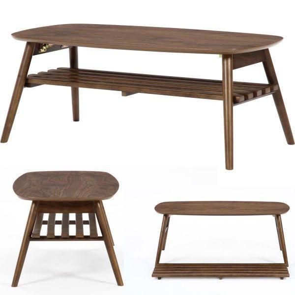 テーブル センターテーブル 折れ脚センターテーブル カフェテーブル hypnos 02