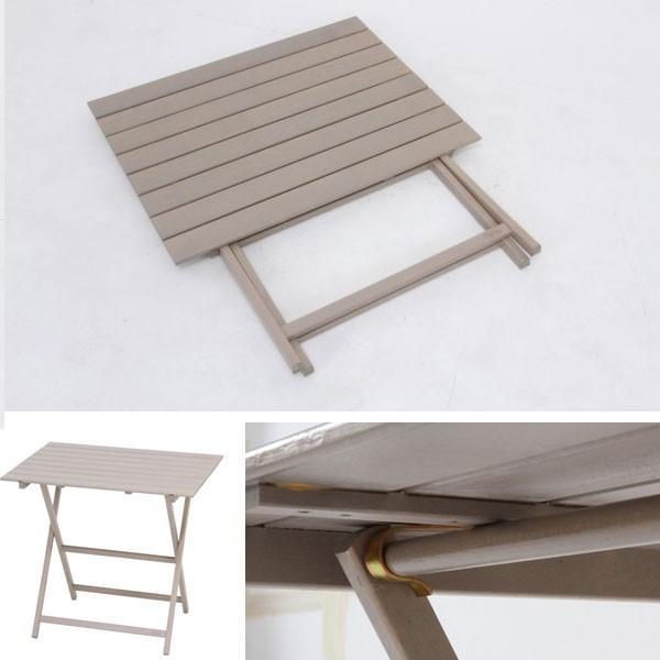 フォールディングテーブル テーブル 折り畳み ローテーブル コーヒーテーブル 木製テーブル センターテーブル フリーテーブル 折れ脚テーブル|hypnos|03