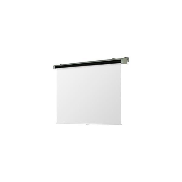 オーエス OS Tセレクション スプリング巻上 手動スクリーン (4:3サイズ) SMT-200VN-3-WG103