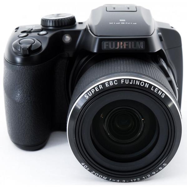 デジタルカメラ 中古 スマホに送れる FUJIFILM 富士フイルム FinePix S8200 ブラック|i-camera-shop|02