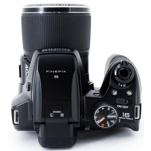 デジタルカメラ 中古 スマホに送れる FUJIFILM 富士フイルム FinePix S8200 ブラック|i-camera-shop|05
