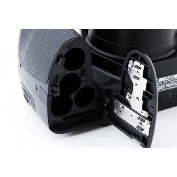 デジタルカメラ 中古 スマホに送れる FUJIFILM 富士フイルム FinePix S8200 ブラック|i-camera-shop|07