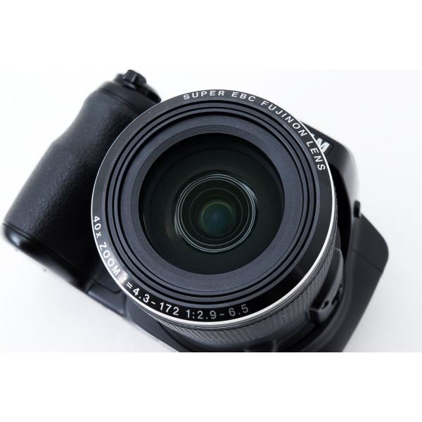 デジタルカメラ 中古 スマホに送れる FUJIFILM 富士フイルム FinePix S8200 ブラック|i-camera-shop|08