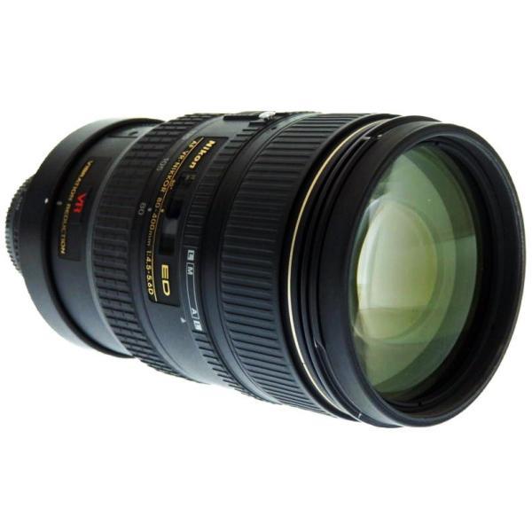 望遠レンズ 中古 保証 Nikon ニコン Ai AF VR Zoom-Nikkor 80-400mm f/4.5-5.6D ED