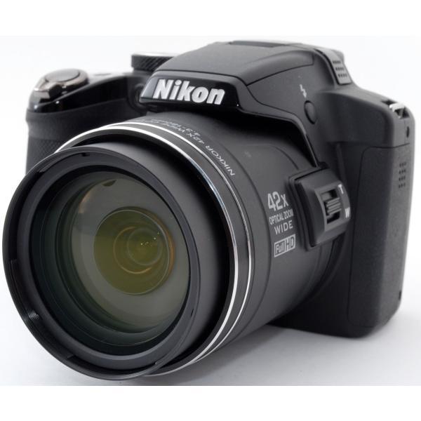 デジカメ 中古 スマホに送れる Nikon ニコン COOLPIX P510 ブラック|i-camera-shop