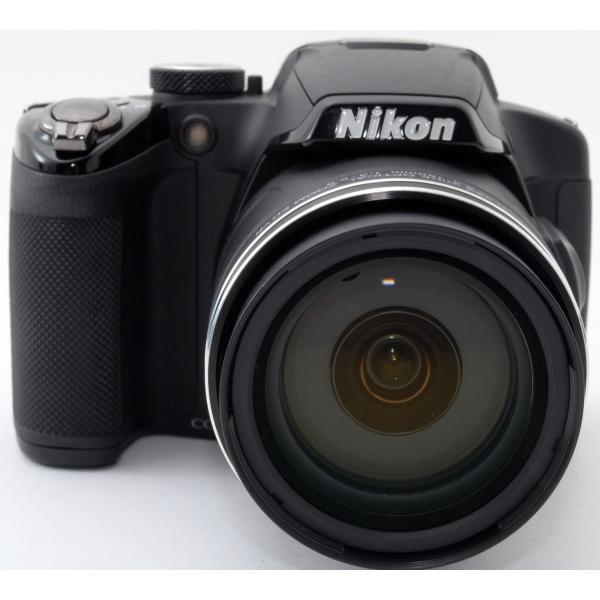 デジカメ 中古 スマホに送れる Nikon ニコン COOLPIX P510 ブラック|i-camera-shop|02