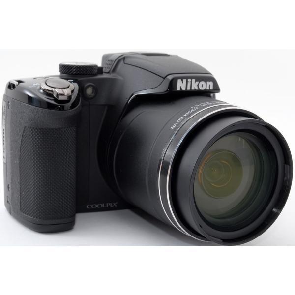 デジカメ 中古 スマホに送れる Nikon ニコン COOLPIX P510 ブラック|i-camera-shop|03