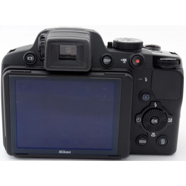 デジカメ 中古 スマホに送れる Nikon ニコン COOLPIX P510 ブラック|i-camera-shop|05