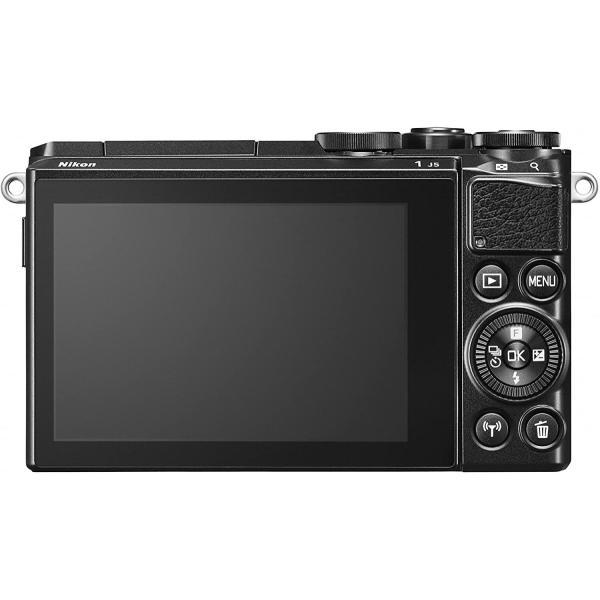 ニコン Nikon ミラーレス 中古 Wi-Fi搭載 Nikon 1 J5 ダブルズームレンズキット ブラック|i-camera-shop|05