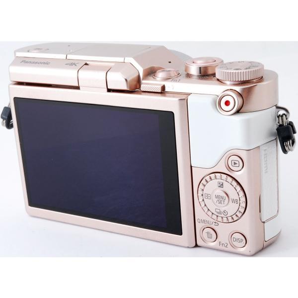 ミラーレス 中古 Wi-Fi搭載 Panasonic パナソニック LUMIX DC-GF10 レンズキット ホワイト|i-camera-shop|04
