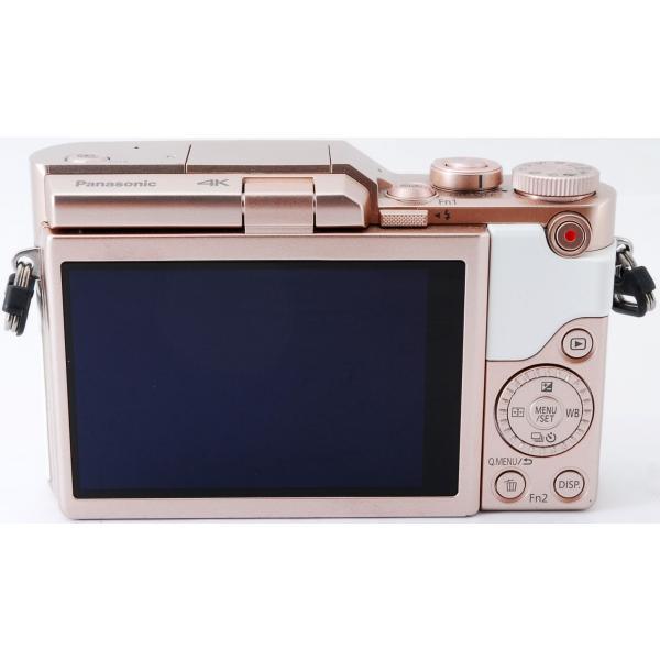 ミラーレス 中古 Wi-Fi搭載 Panasonic パナソニック LUMIX DC-GF10 レンズキット ホワイト|i-camera-shop|05