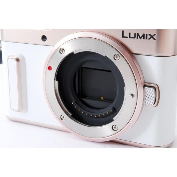 ミラーレス 中古 Wi-Fi搭載 Panasonic パナソニック LUMIX DC-GF10 レンズキット ホワイト|i-camera-shop|10