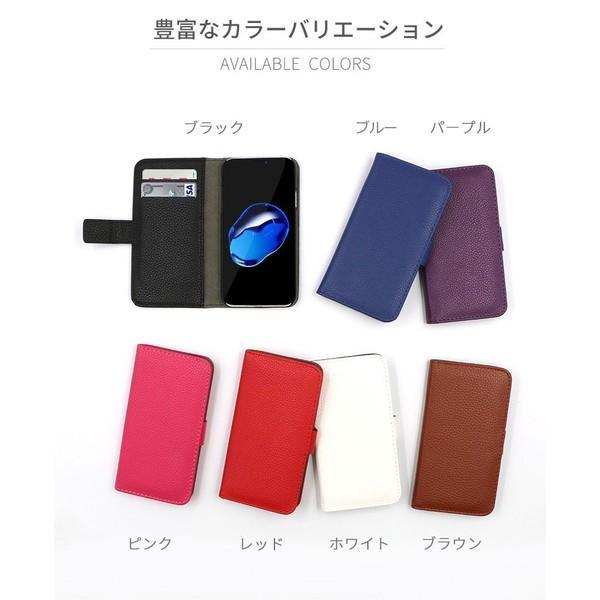 iPhone7 ケース 手帳型 iPhone8 iPhoneX 耐衝撃 おしゃれ Android スマホケース レザー カバー アイフォン8 スタンド機能 携帯ケース|i-concept|12