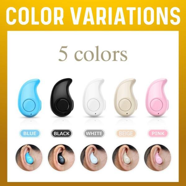 ワイヤレス イヤホン Bluetooth イヤホンマイク iPhone X 8 7 Plus Android イヤホン ハンズフリー 高音質 ブルートゥース 4.1|i-concept|03