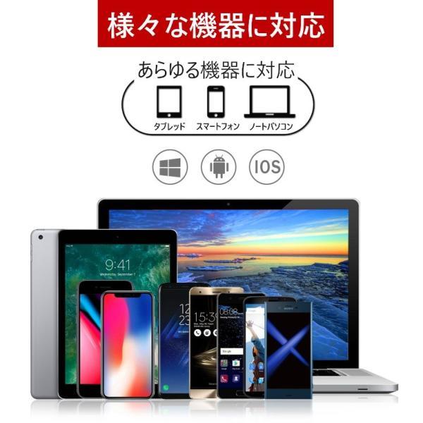 ワイヤレス イヤホン bluetooth 高音質 apt-X 両耳 iPhone X 8 7 Plus Android ブルートゥース 4.1 軽量 ステレオ アルミ マイク搭載|i-concept|09