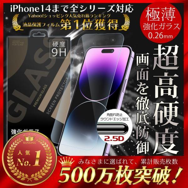 iPhone 強化ガラスフィルム 保護フィルム iPhoneX iPhone8 iPhone7 iPhone6 SE Plus 対応 硬度9H ラウンドエッジ 極薄 アイフォン|i-concept