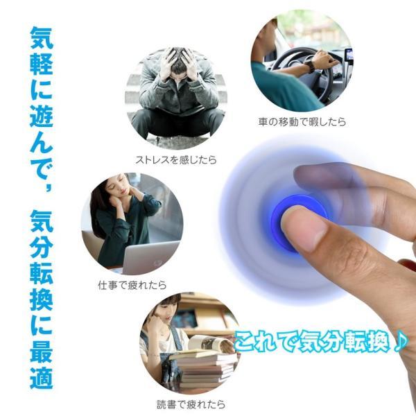 ハンドスピナー Hand Spinner 三角 軽量 知育玩具 ストレス解消 子供 おもちゃ 特価セール|i-concept|03