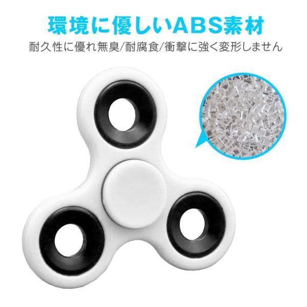 ハンドスピナー Hand Spinner 三角 軽量 知育玩具 ストレス解消 子供 おもちゃ 特価セール|i-concept|05